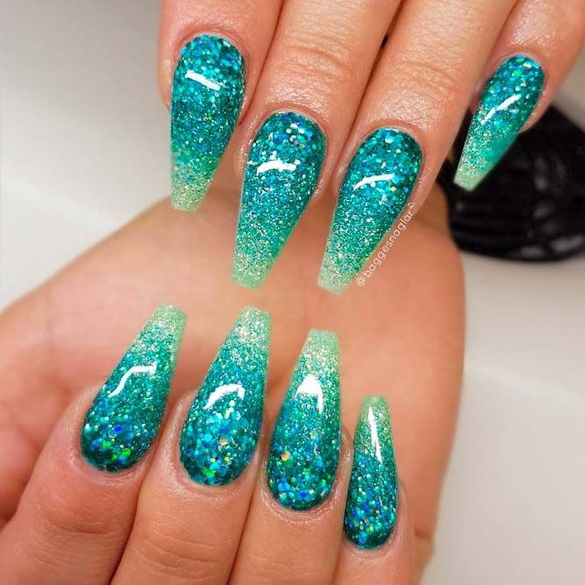 Fantastic Ombre Nails Ideas That Must You Try 10