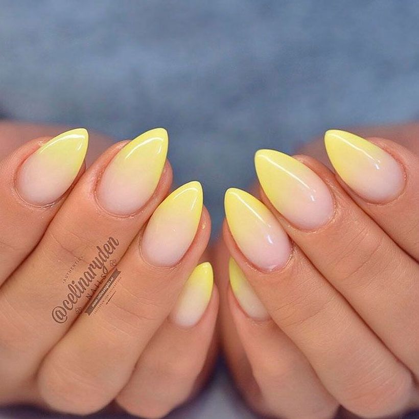 Fantastic ombre nails ideas that must you try 11 , Fashion Best