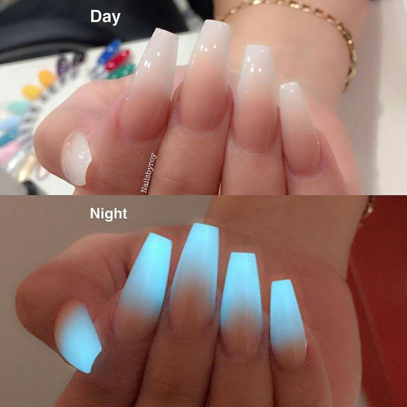 Fantastic ombre nails ideas that must you try 25 , Fashion Best