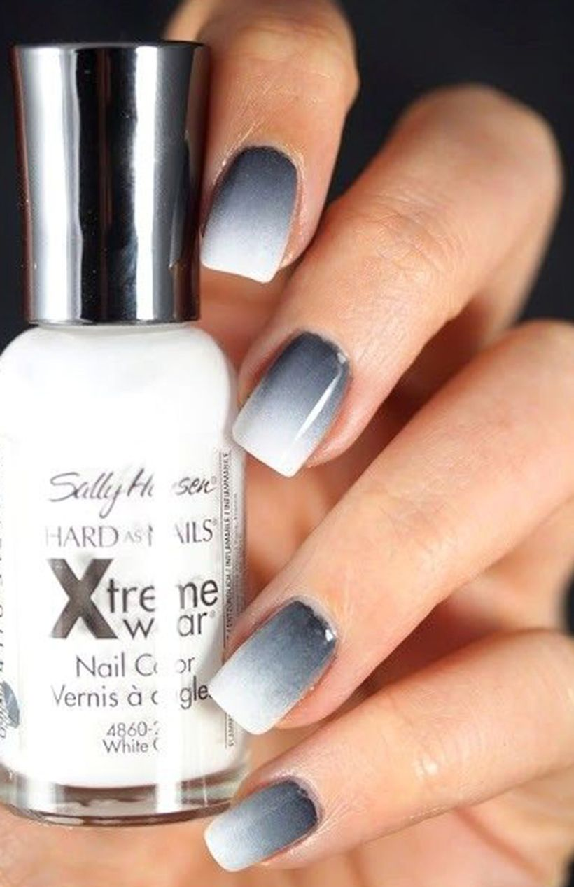 Fantastic ombre nails ideas that must you try 34 - Fashion Best