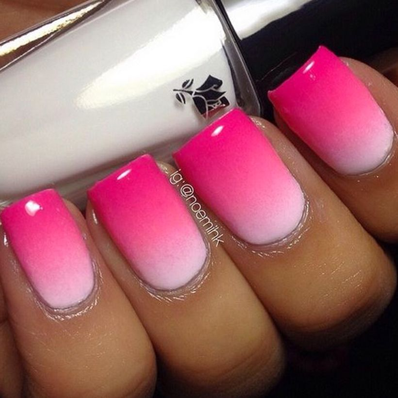 Fantastic ombre nails ideas that must you try 36 - Fashion Best