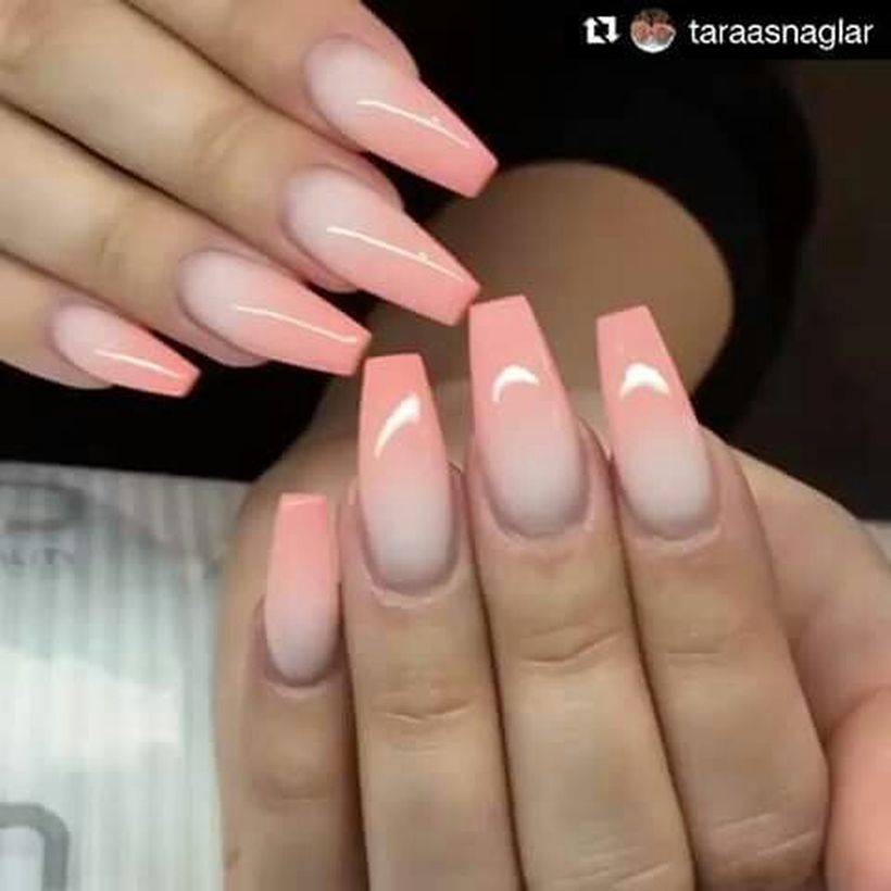 Fantastic ombre nails ideas that must you try 42 - Fashion Best