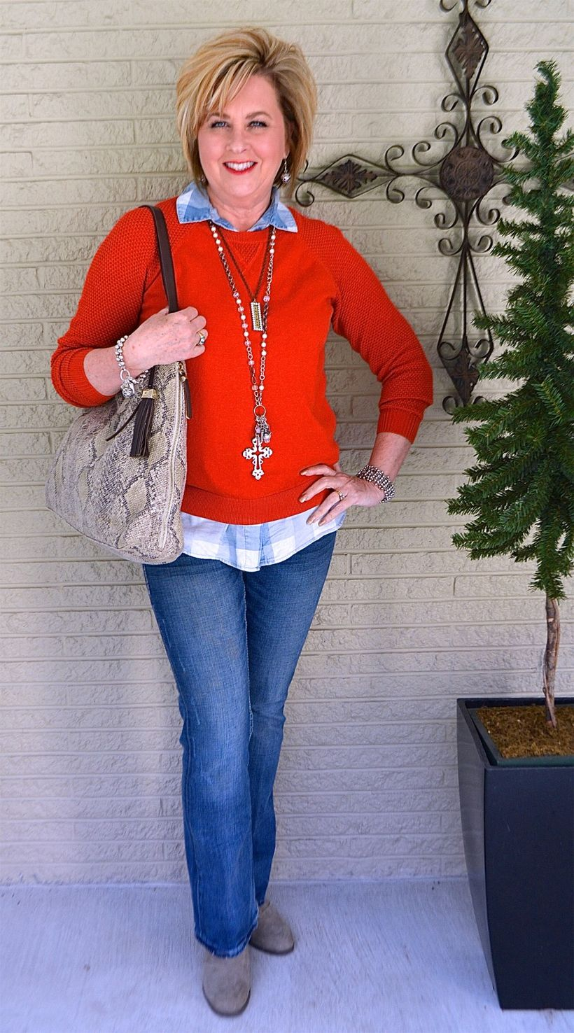 Fashionable Over 50 Fall Outfits Ideas 18 Fashion Best