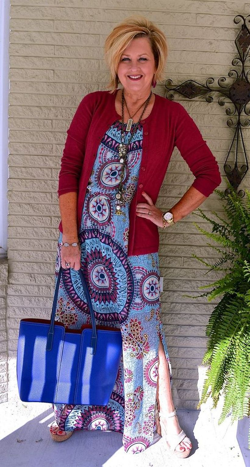 Fashionable over 50 fall outfits ideas 24 - Fashion Best