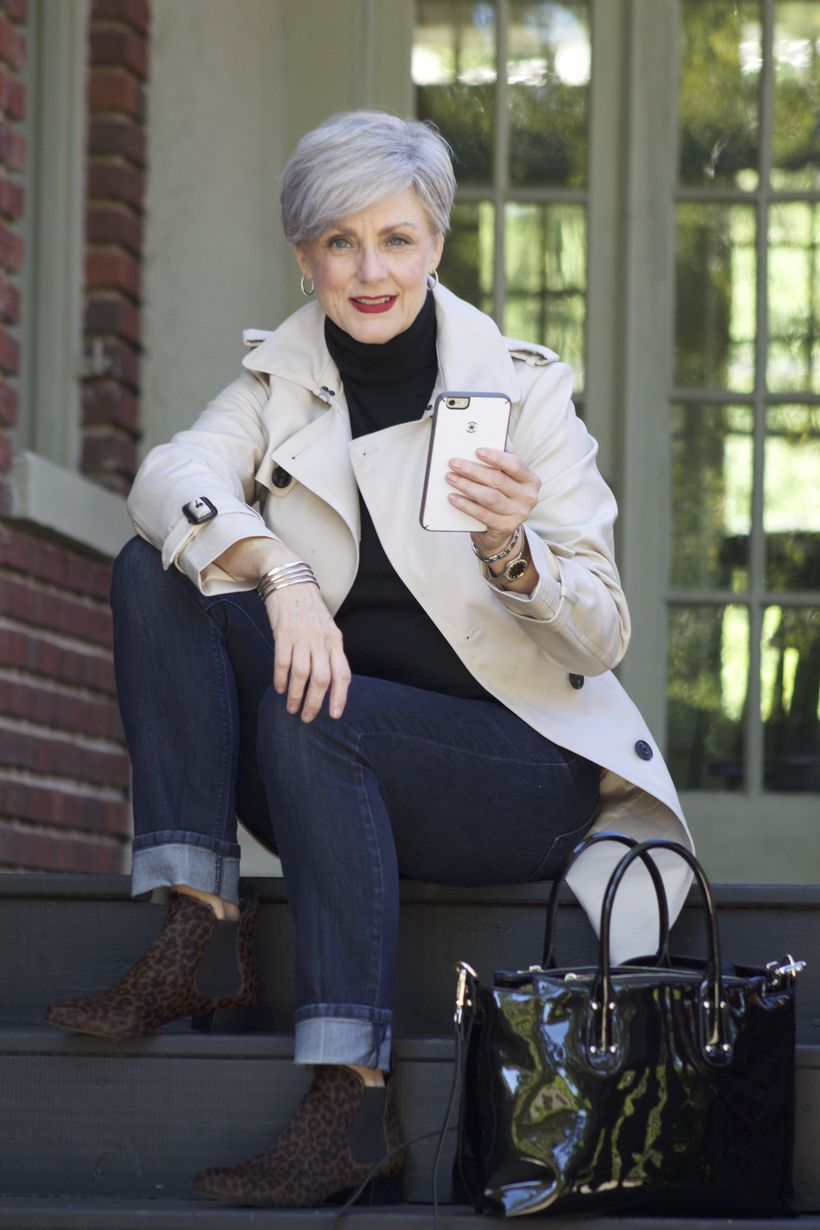 Fashionable over 50 fall outfits ideas 73 - Fashion Best