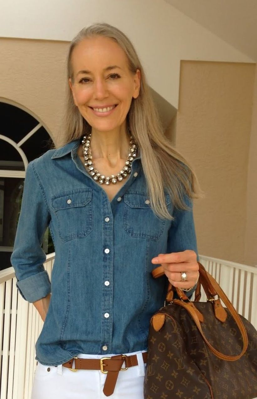 Fashionable over 50 fall outfits ideas 75 - Fashion Best
