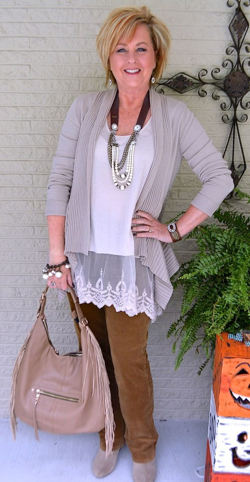 Fashionable Over 50 Fall Outfits Ideas 81 Fashion Best