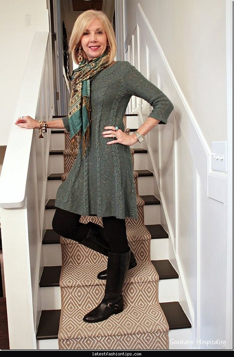 Fashionable over 50 fall outfits ideas 83 - Fashion Best