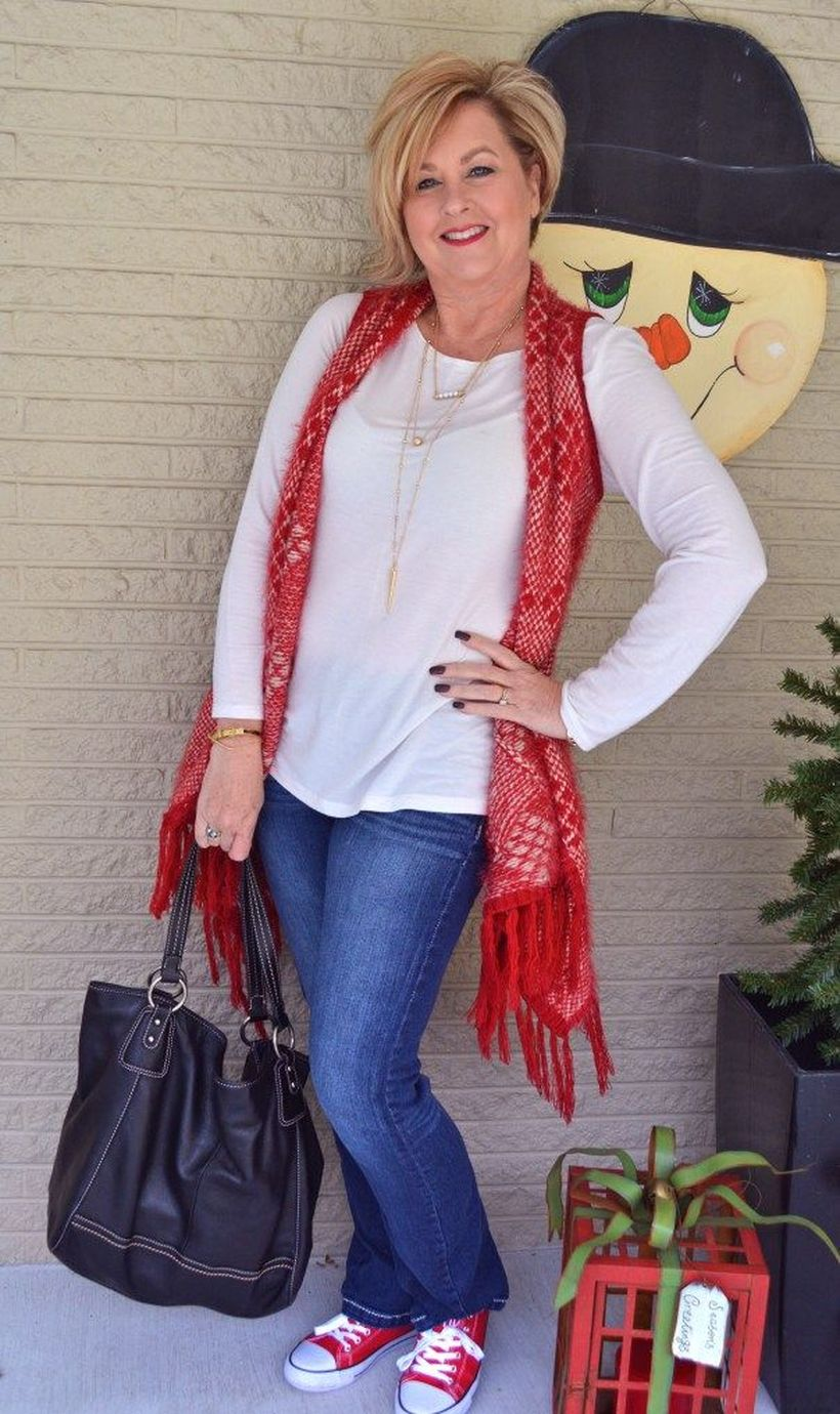 Fashionable Over 50 Fall Outfits Ideas 91 Fashion Best