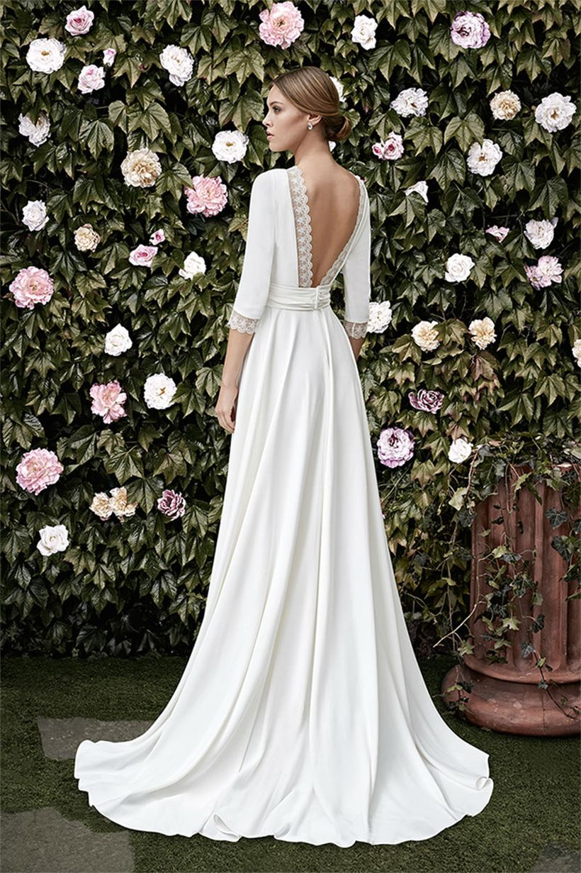 Gorgeous classy elegant wedding dresses inspirations 3 - Fashion Best