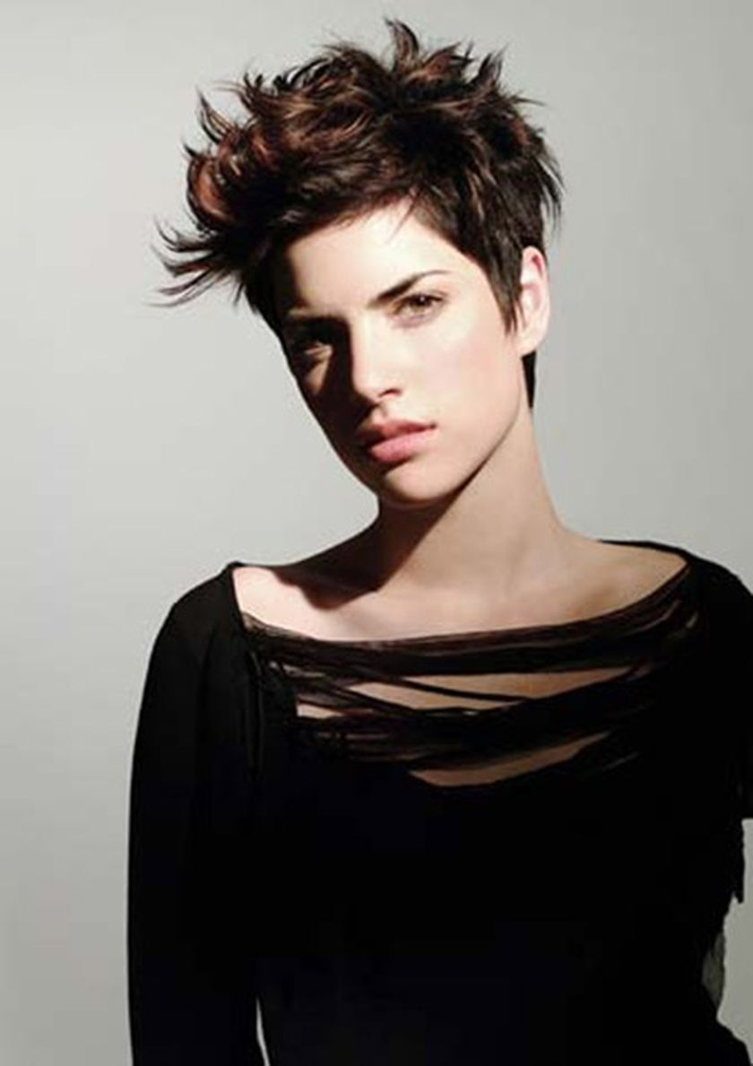 Short Messy Pixie Haircut Hairstyle Ideas 10 Fashion Best