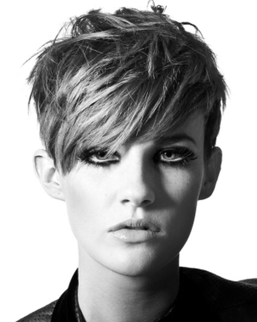 Short messy pixie haircut hairstyle ideas 36 - Fashion Best