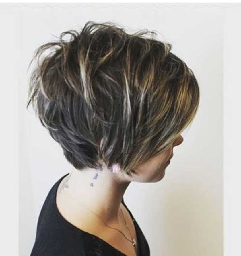 Short Messy Pixie Haircut Hairstyle Ideas 65 Fashion Best