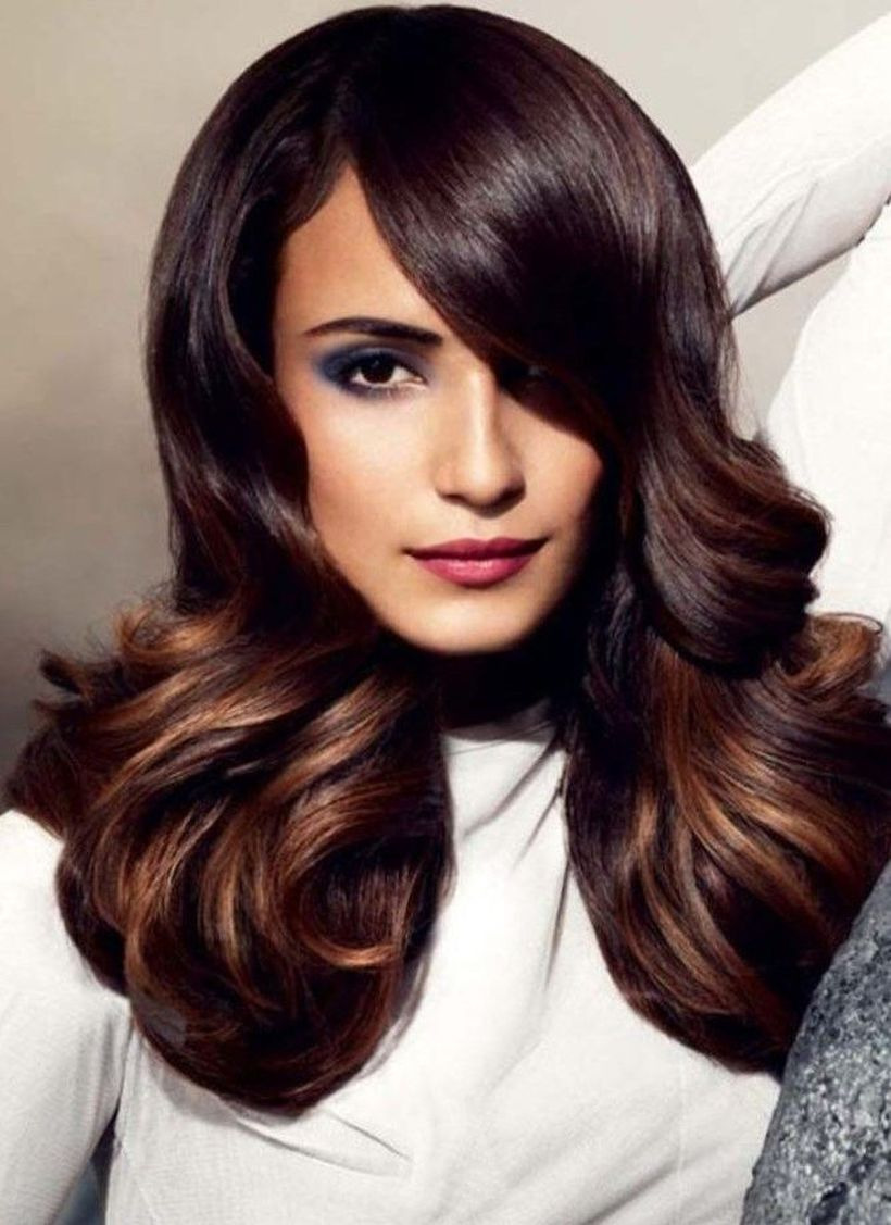 Stunning fall hair colors ideas for brunettes 2017 23 ...