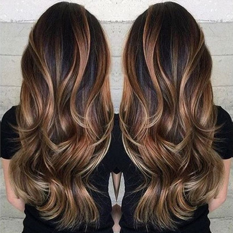 Stunning fall hair colors ideas for brunettes 2017 3 - Fashion Best
