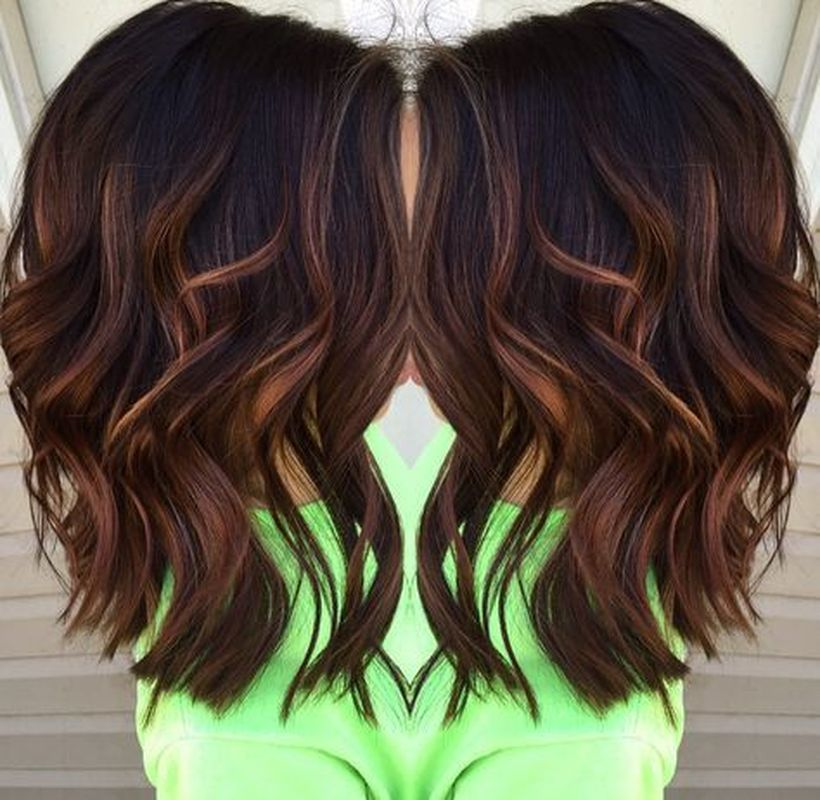 Stunning Fall Hair Colors Ideas For Brunettes 2017 30 Fashion Best