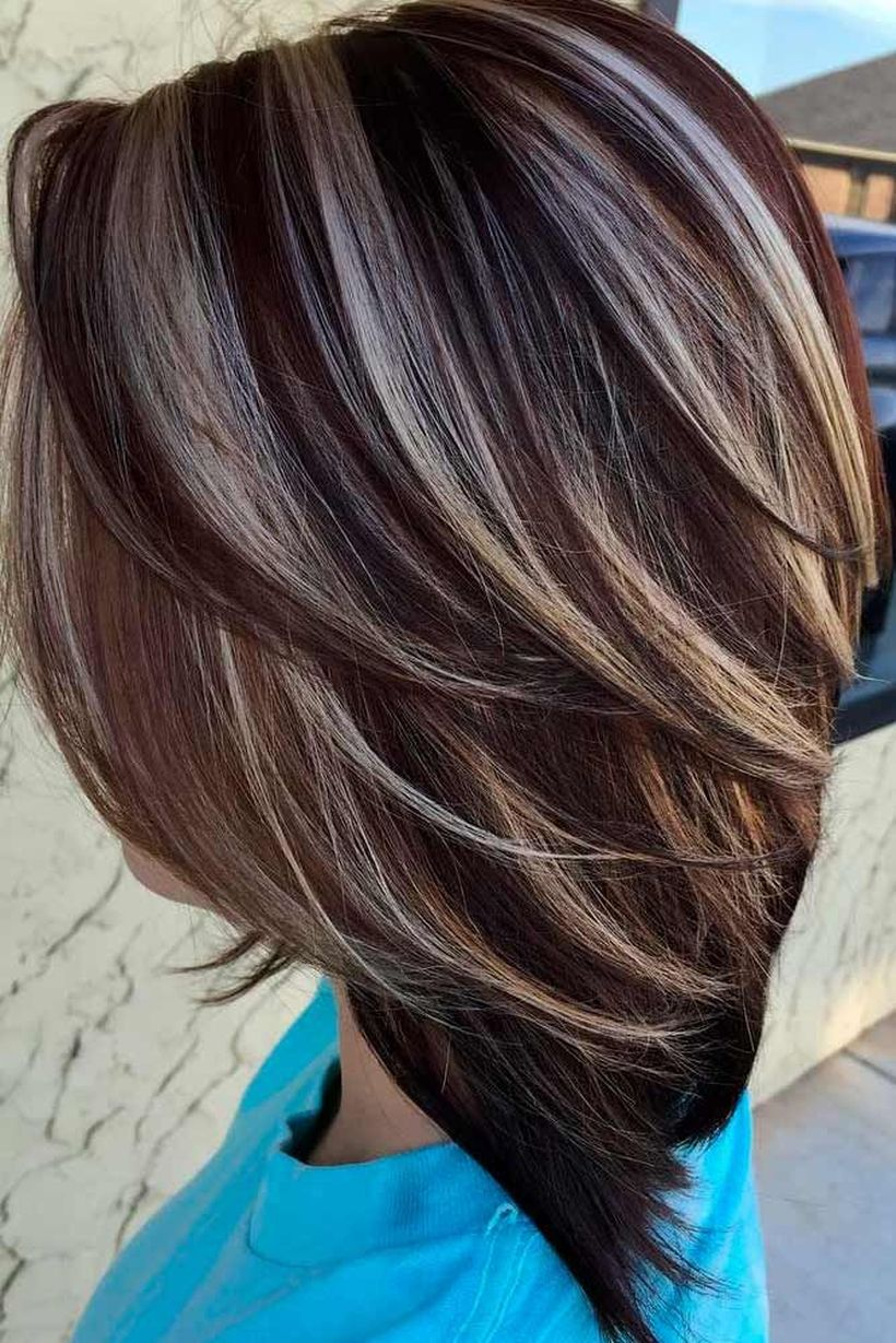 Stunning fall hair colors ideas for brunettes 2017 4 - Fashion Best
