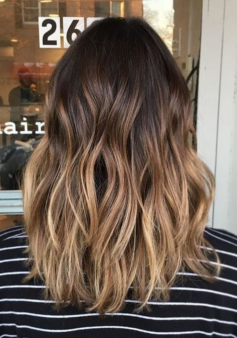 Stunning fall hair colors ideas for brunettes 2017 41 ...