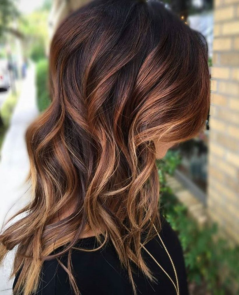 Five Things You Should Do In Fall Hair Colors For Brunettes Fall