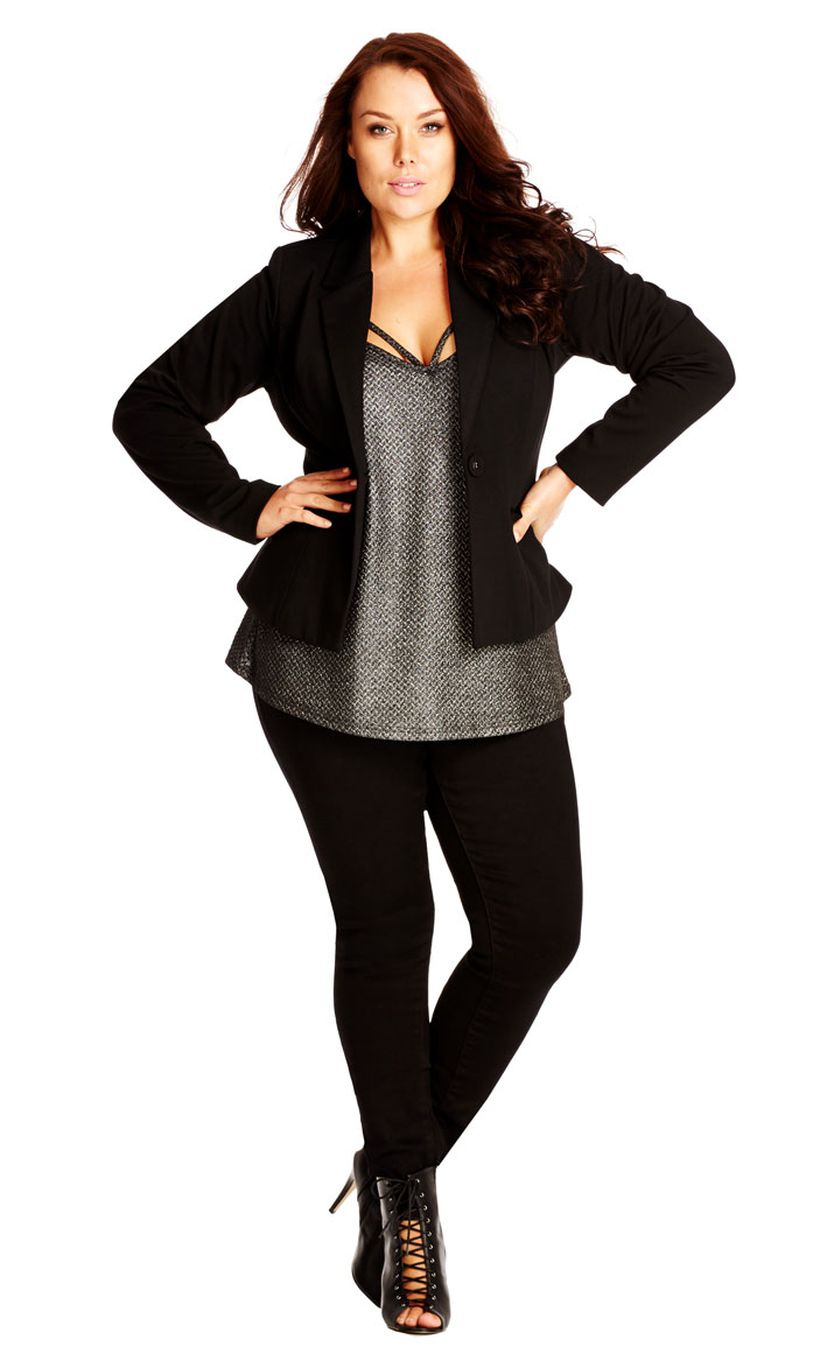 Stylish plus size outfits for winter 2017 78 - Fashion Best