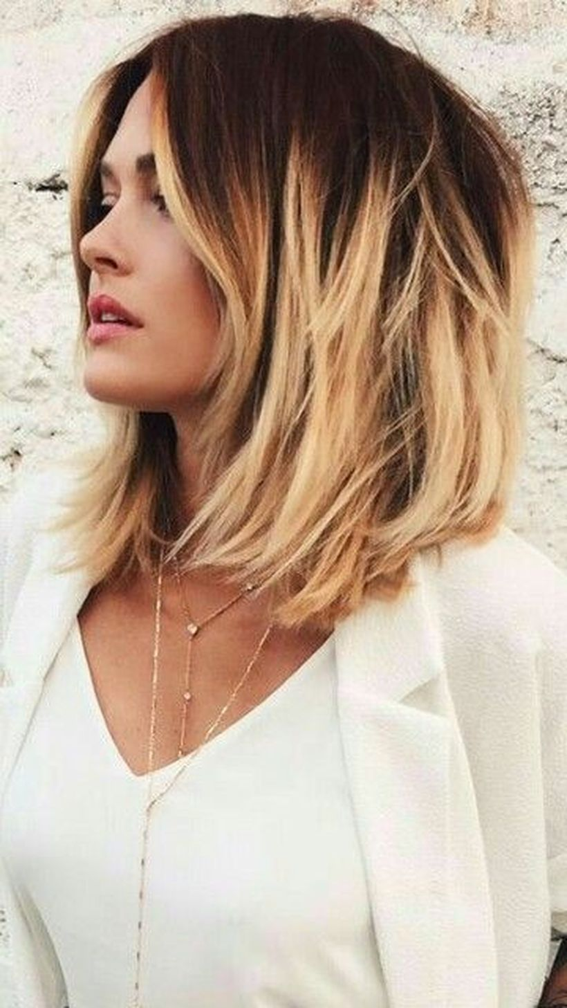 Trendy ombre hair coloring that must you try 35 - Fashion Best