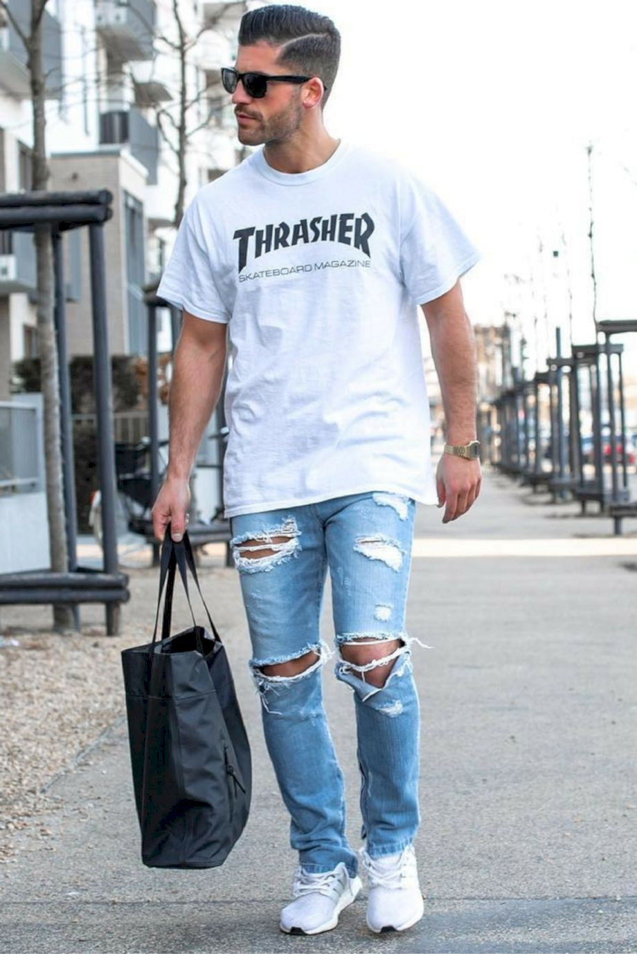 Ripped Jeans For Men 13 Fashion Best