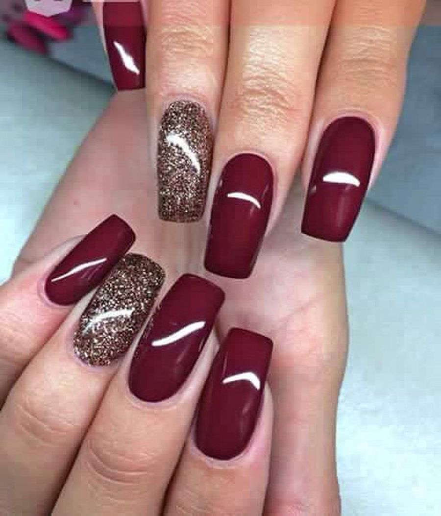 Cool holiday nails arts 80 - Fashion Best