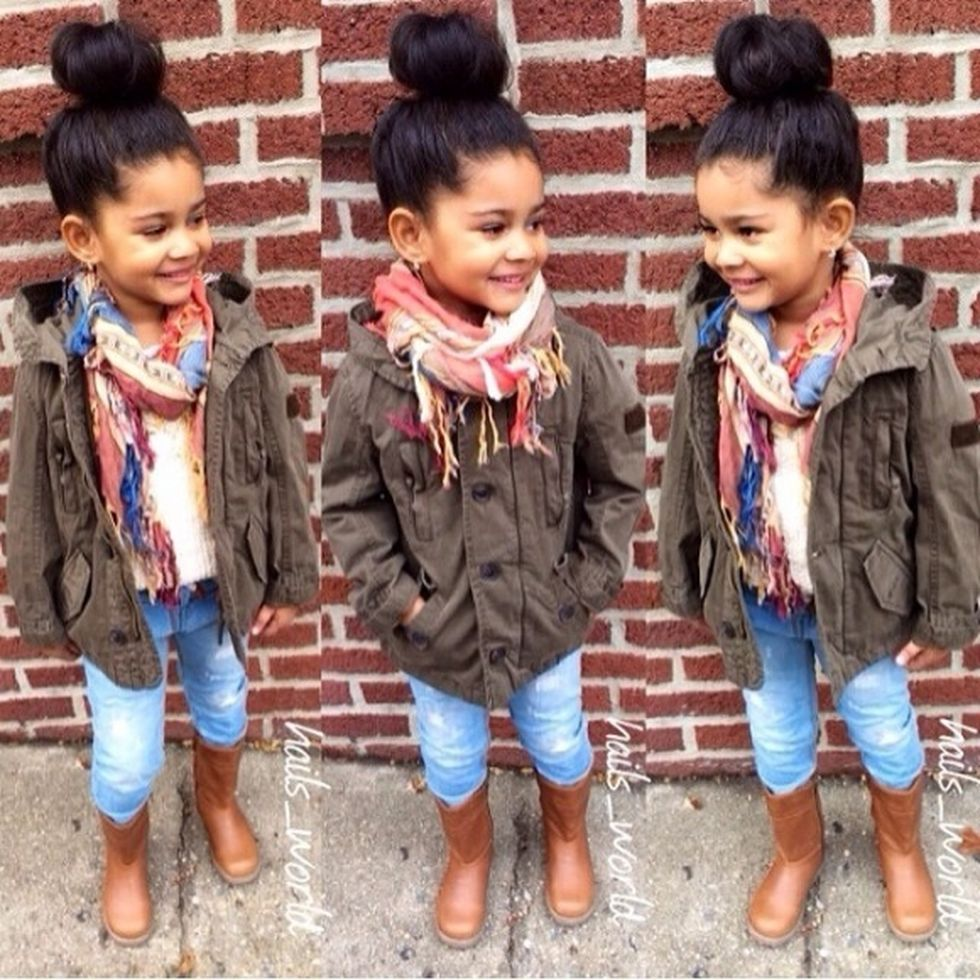 def861231 Cute kids fashions outfits for fall and winter 39 - Fashion Best