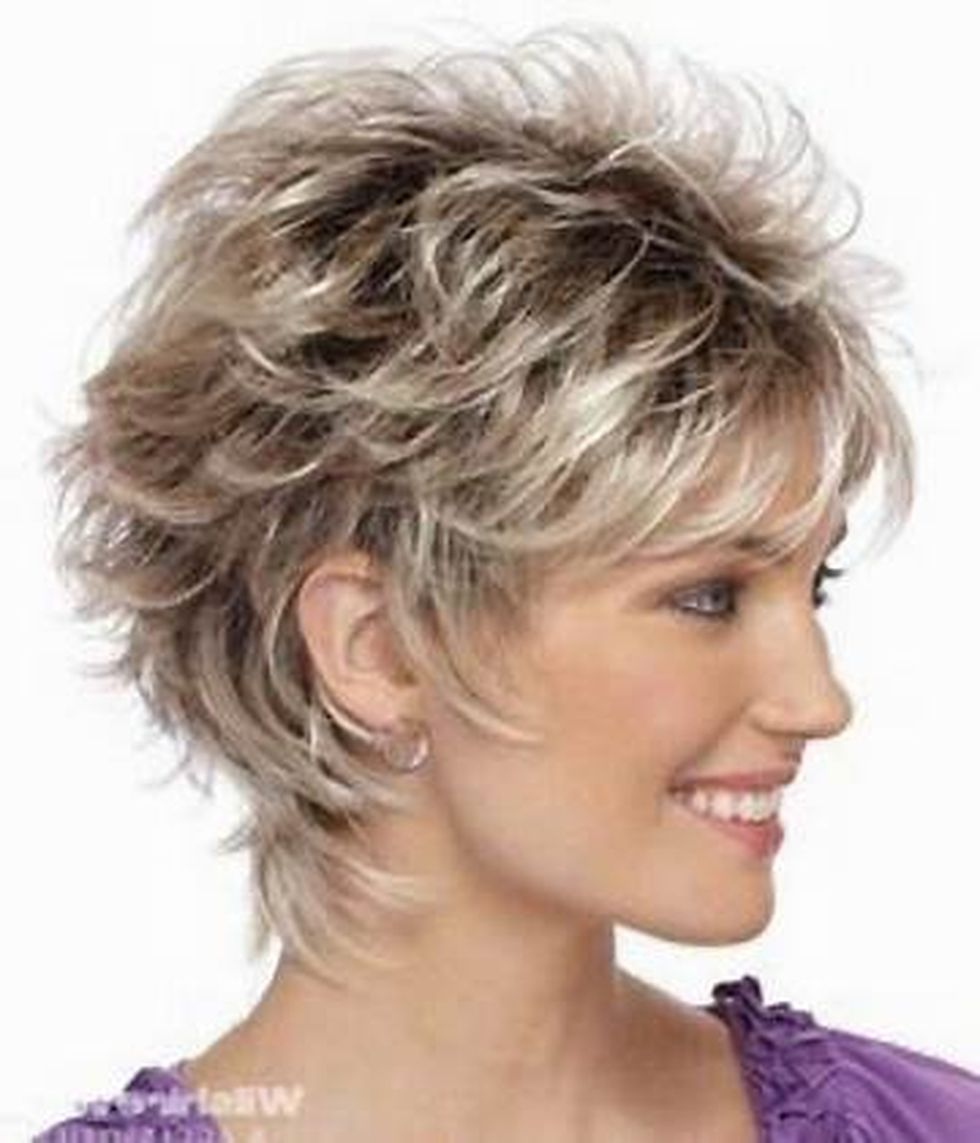 Fabulous Over 50 Short Hairstyle Ideas 13 Fashion Best