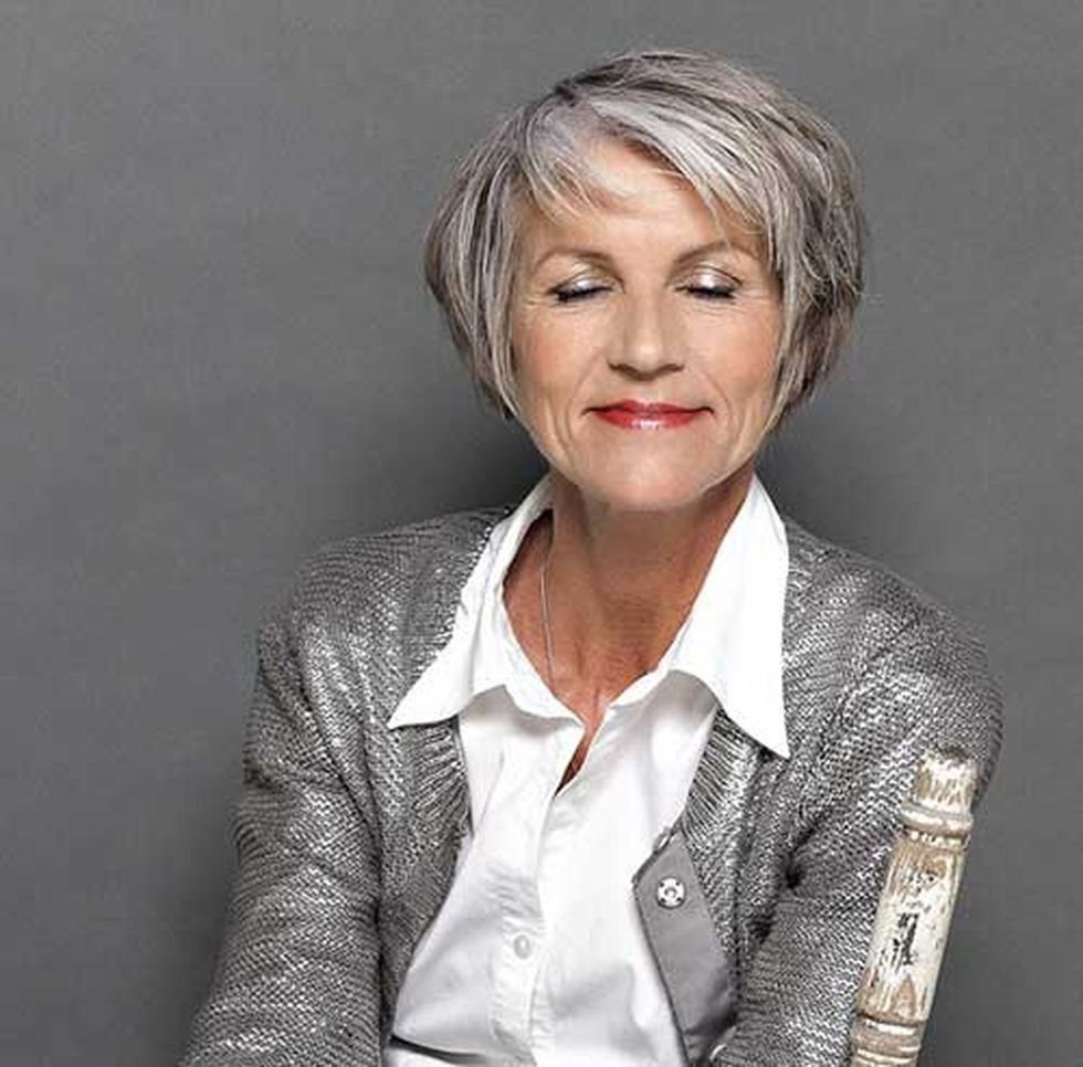 Fab Over 50: Fabulous Over 50 Short Hairstyle Ideas 53