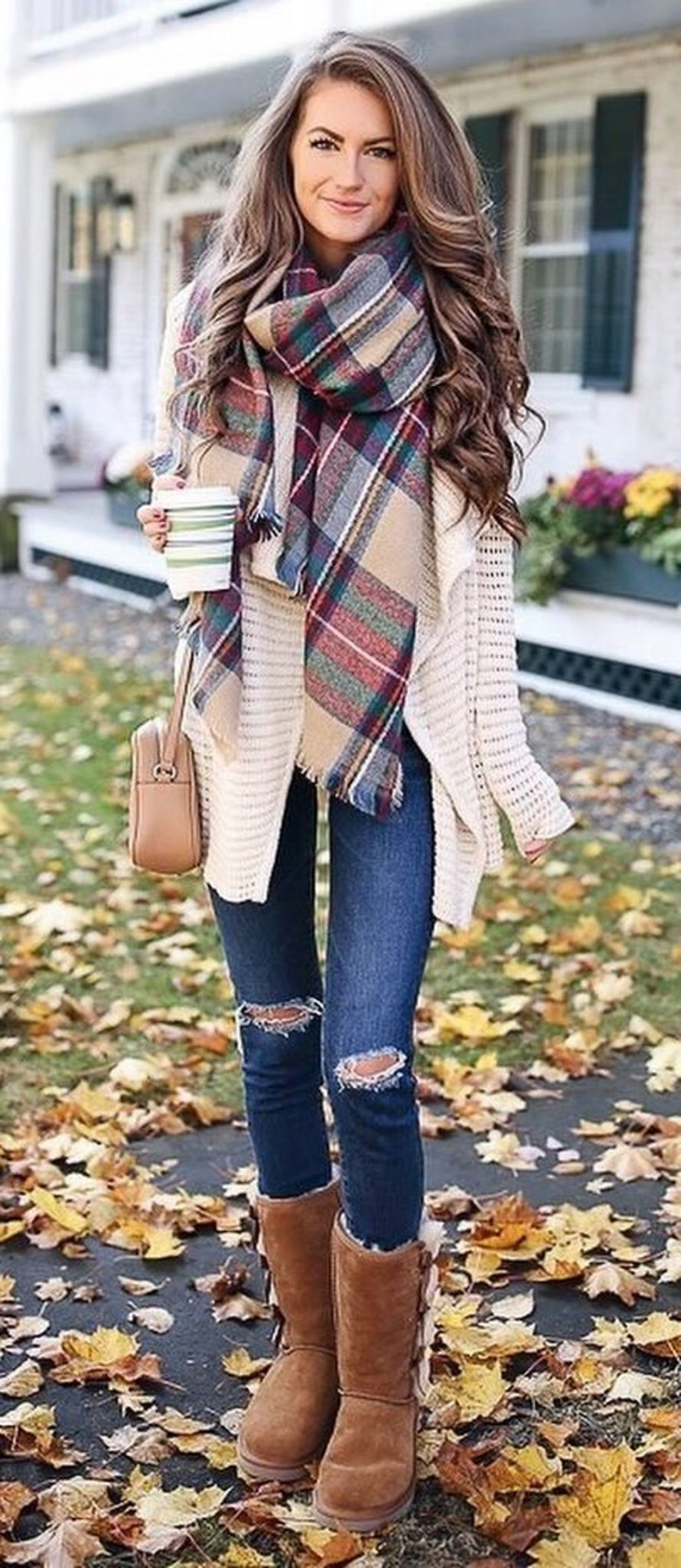 fashionable scarves for winter 82 fashion best