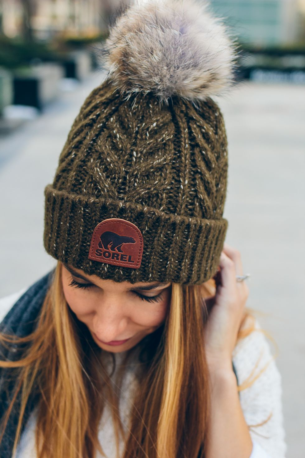 Fashionable Women Hats For Winter And Snow Outfits 14 -3609