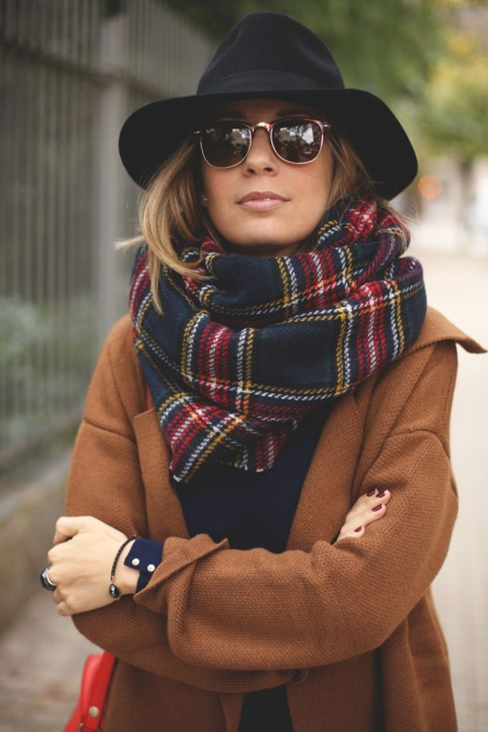 Fashionable Women Hats For Winter And Snow Outfits 21 -6650