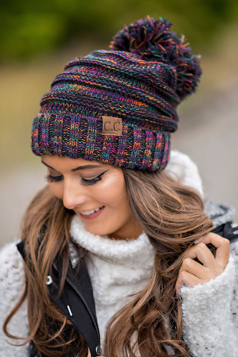 Fashionable Women Hats For Winter And Snow Outfits 23 -1855
