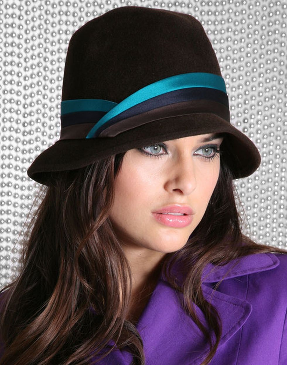 Fashionable Women Hats For Winter And Snow Outfits 59 -6142