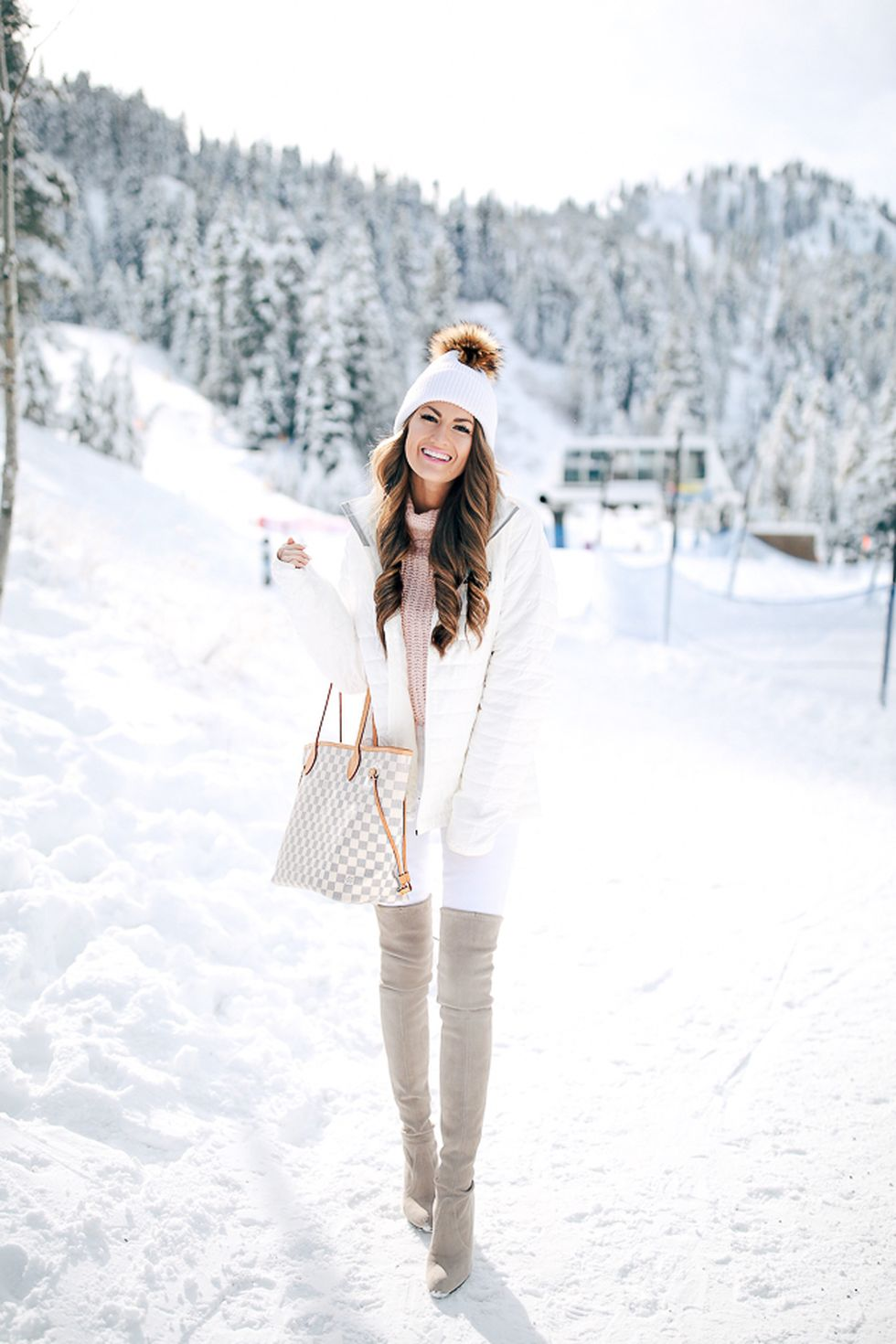 Fashionable women snow outfits for this winter 15 ...