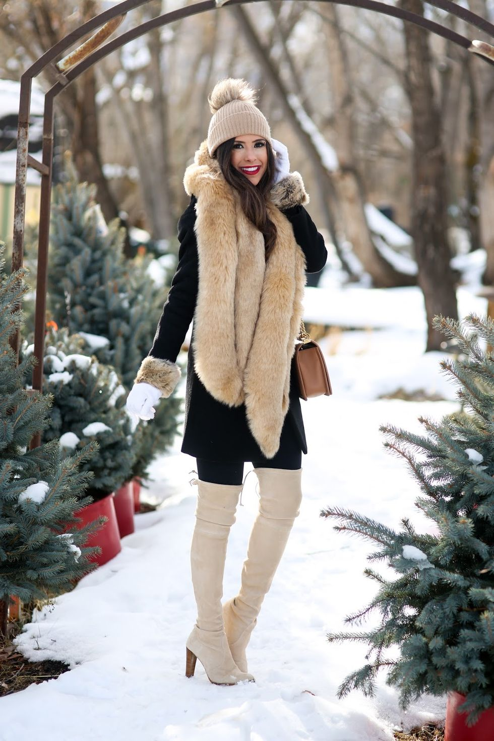 Fashionable women snow outfits for this winter 49 ...