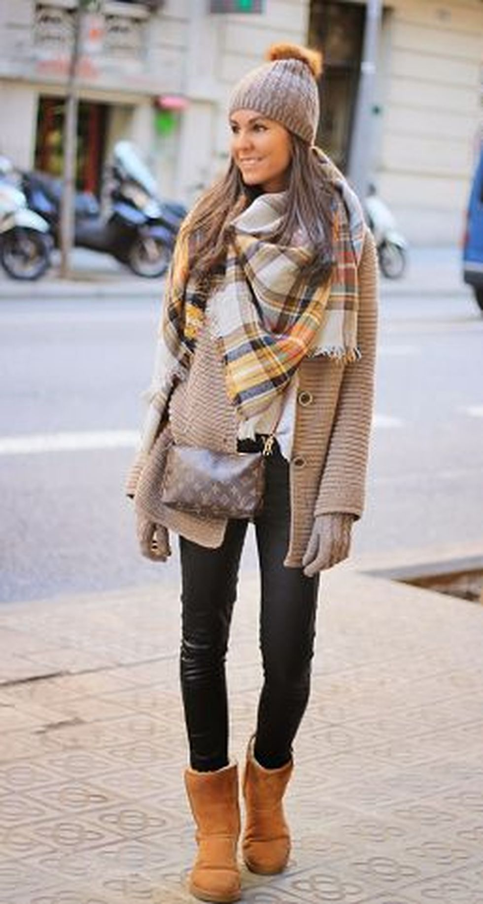 Fashionable women snow outfits for this winter 68 ...
