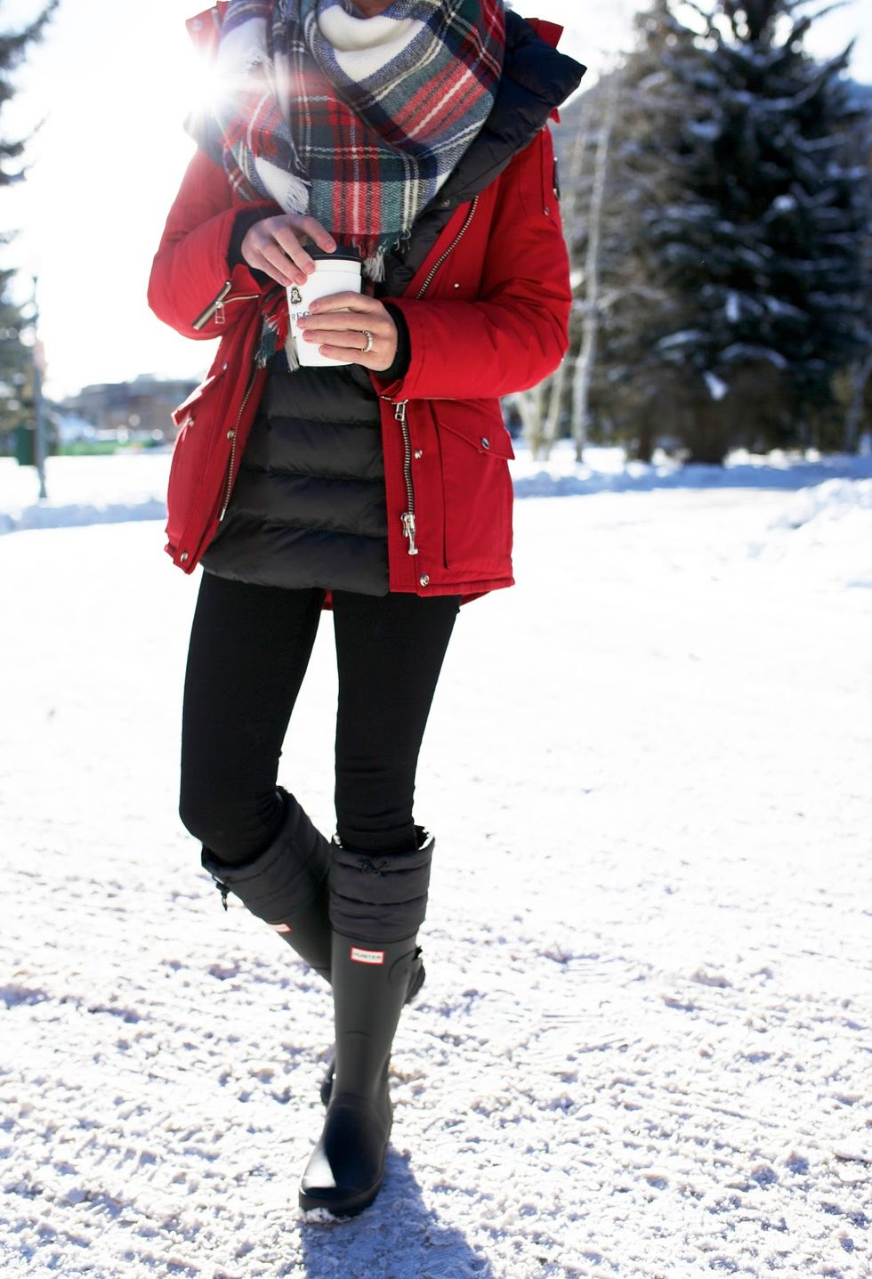 Fashionable Women Snow Outfits For This Winter 8 Fashion