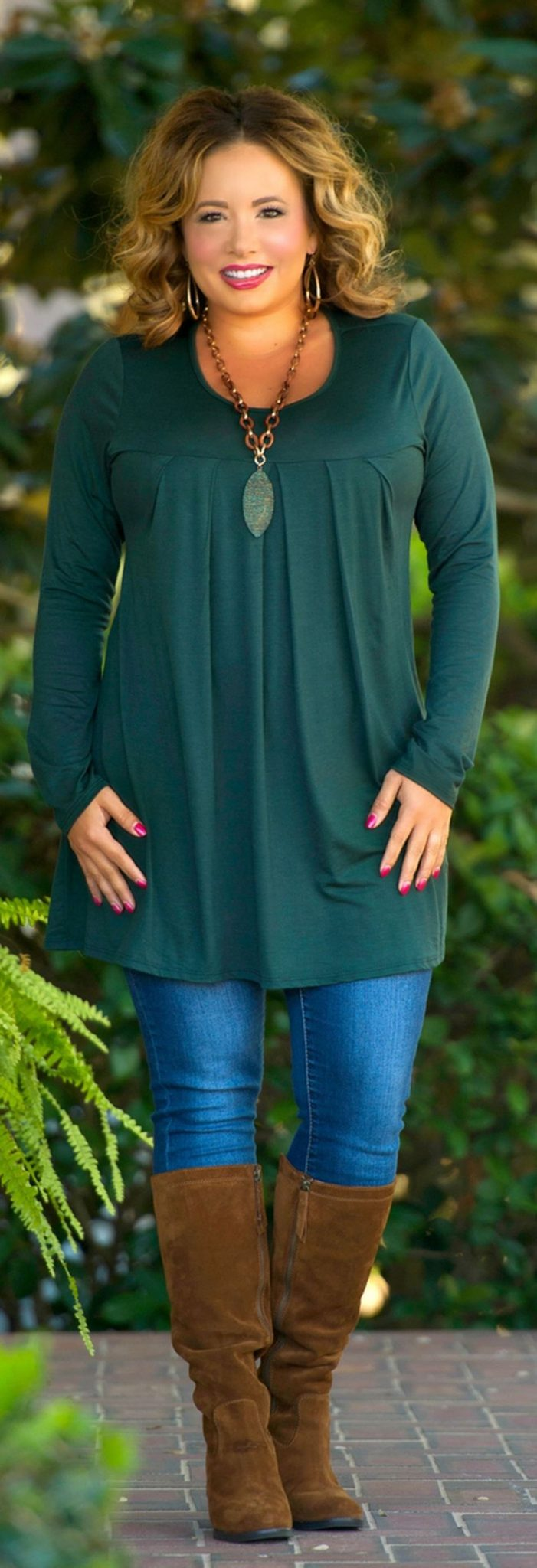 Inspiring winter outfits for plus size 15 - Fashion Best