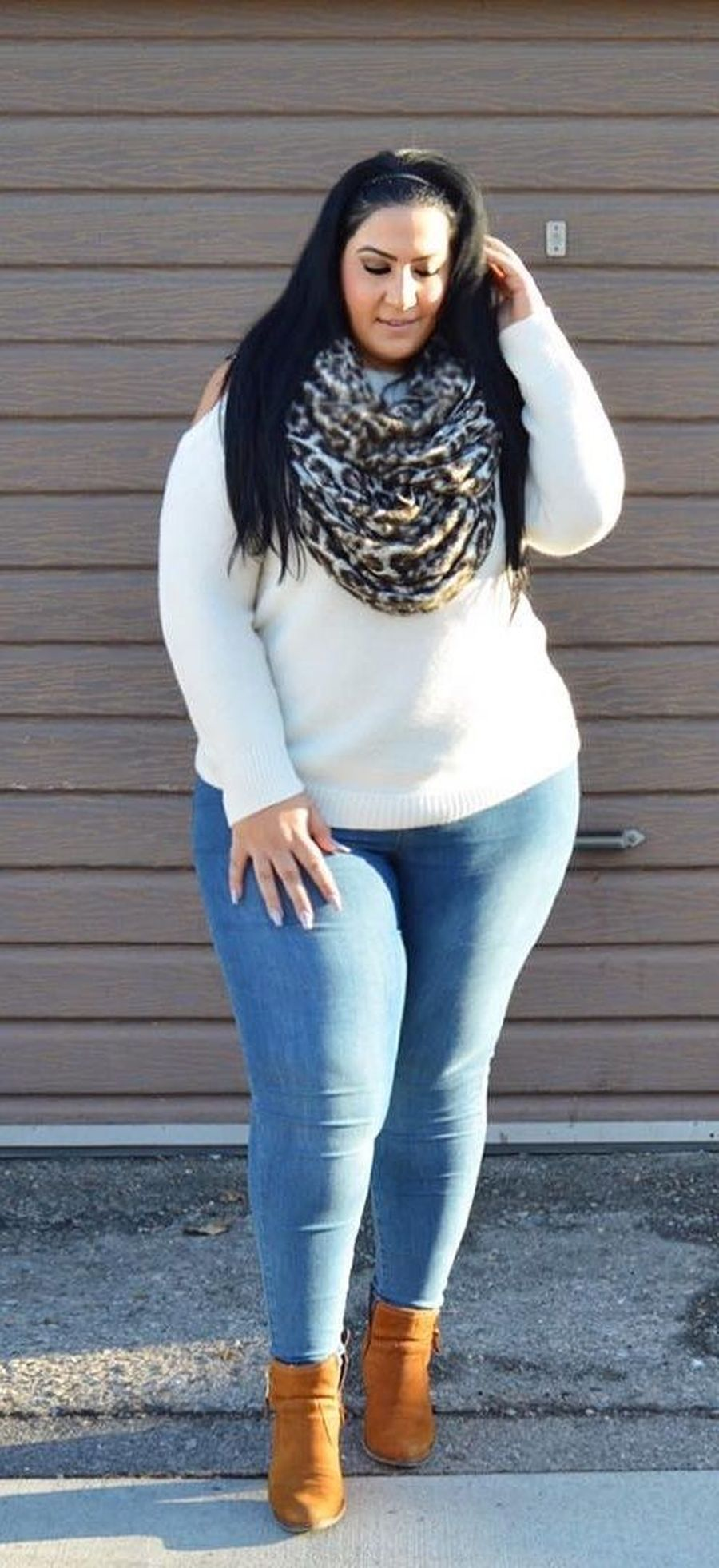 Inspiring winter outfits for plus size 64 - Fashion Best