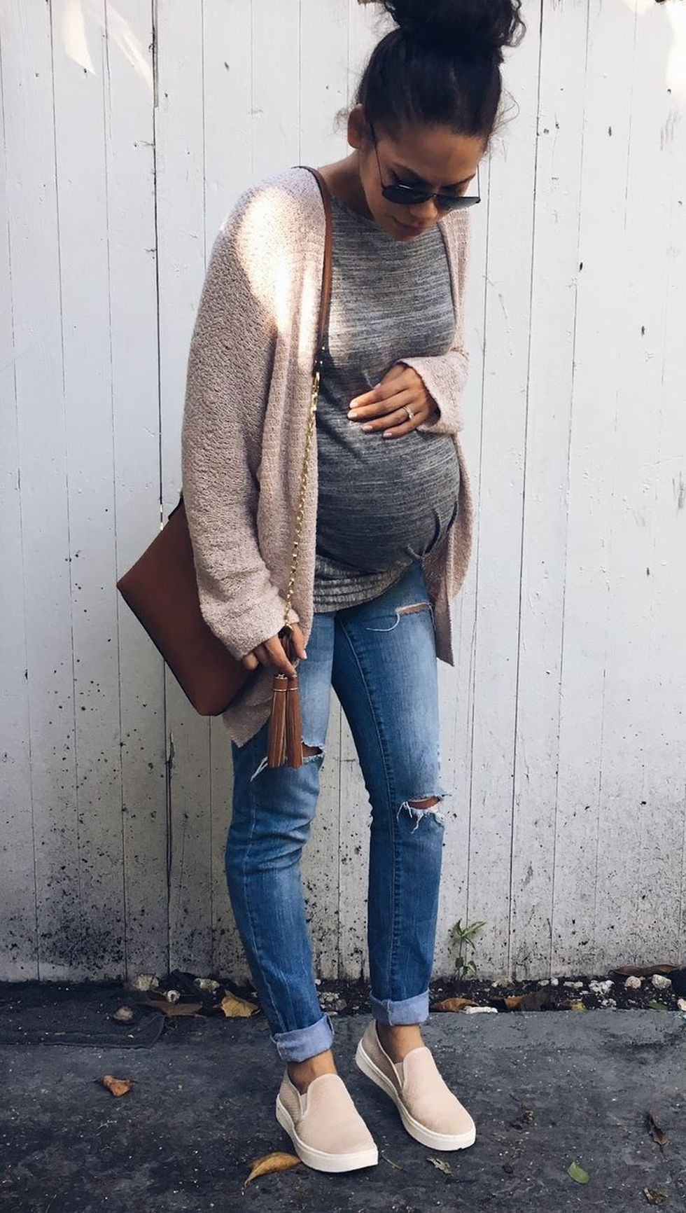 Maternity fashions outfits for fall and winter 42 ...