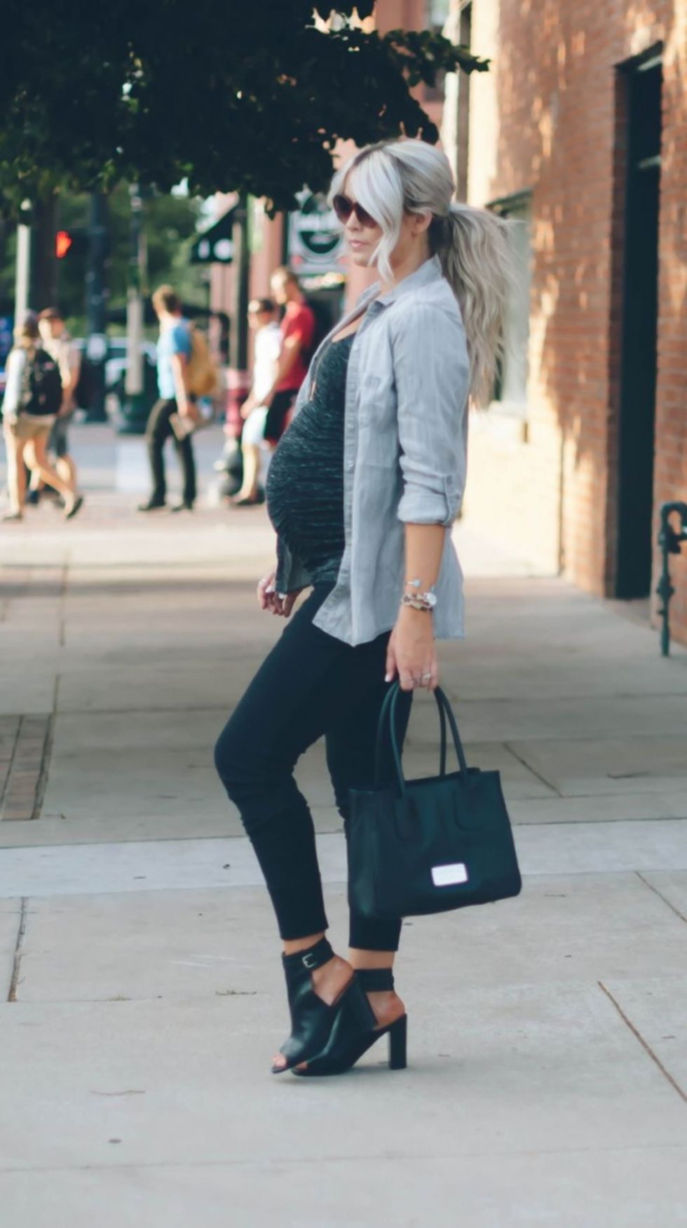 Maternity fashions outfits for fall and winter 47 ...