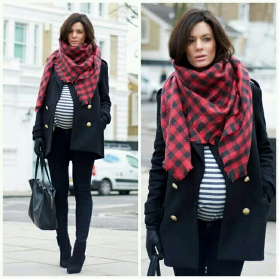 Maternity fashions outfits for fall and winter 60 ...