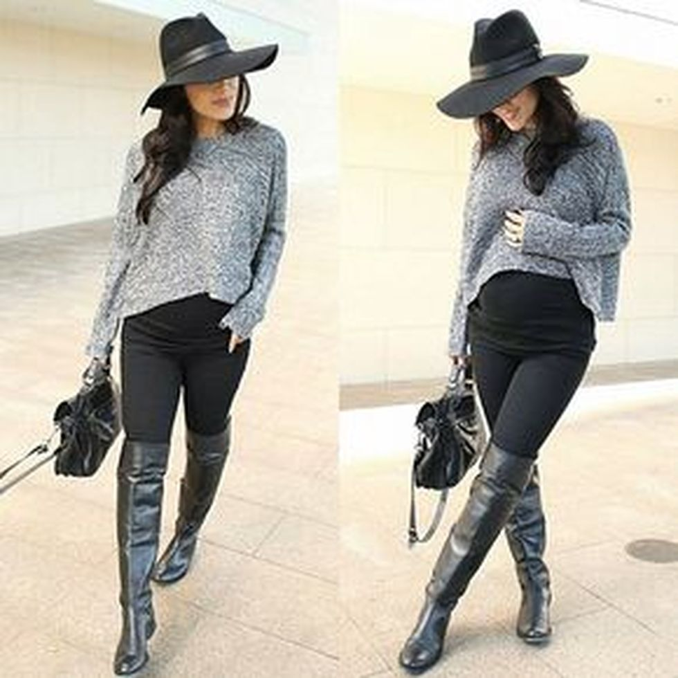 Maternity fashions outfits for fall and winter 8 - Fashion ...