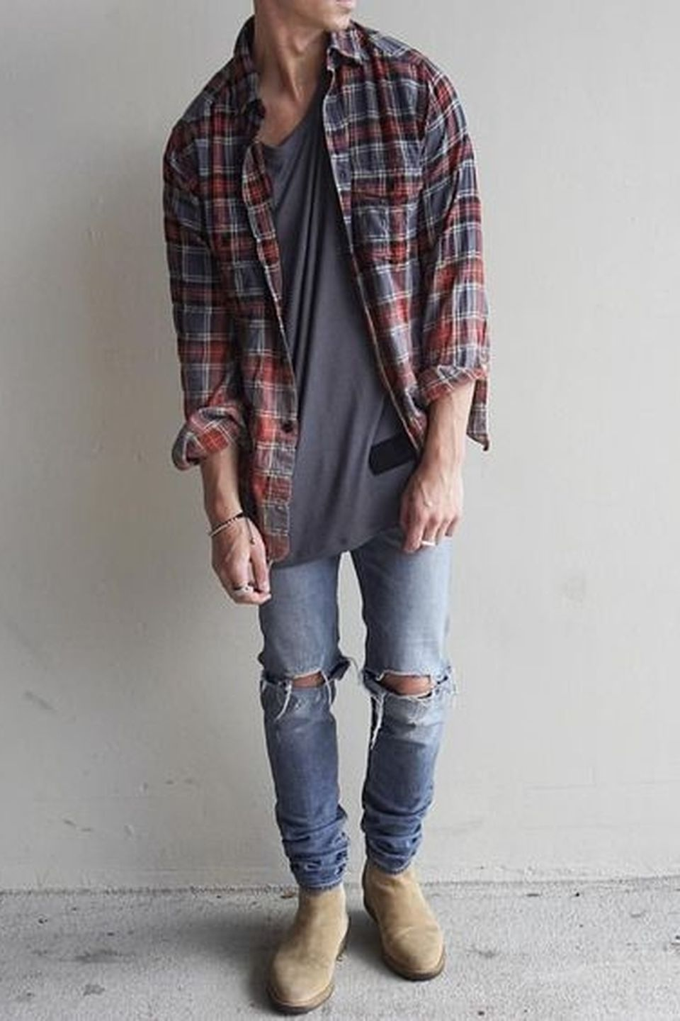 Casual Indie Mens Fashion Outfits Style 8: Casual Indie Mens Fashion Outfits Style 22