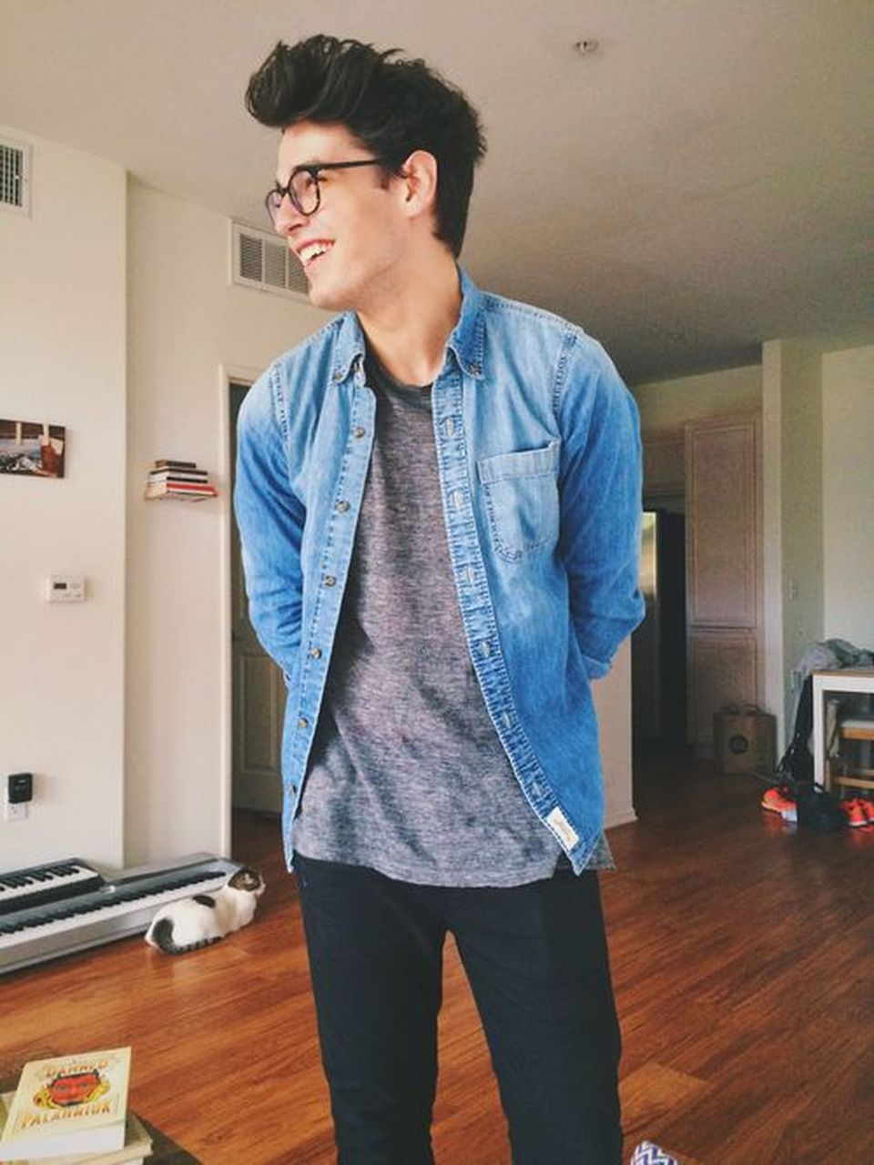 Casual Indie Mens Fashion Outfits Style 8: Casual Indie Mens Fashion Outfits Style 31