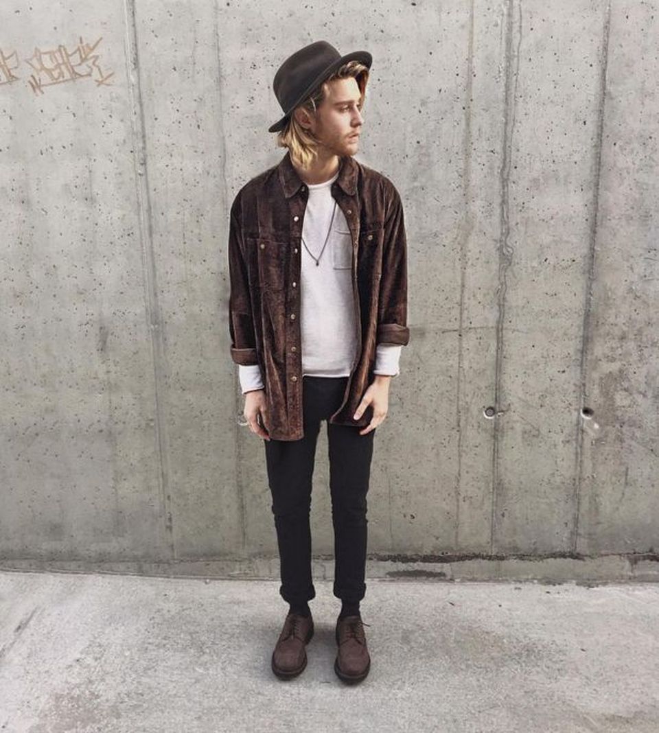 Casual indie mens fashion outfits style 61 - Fashion Best