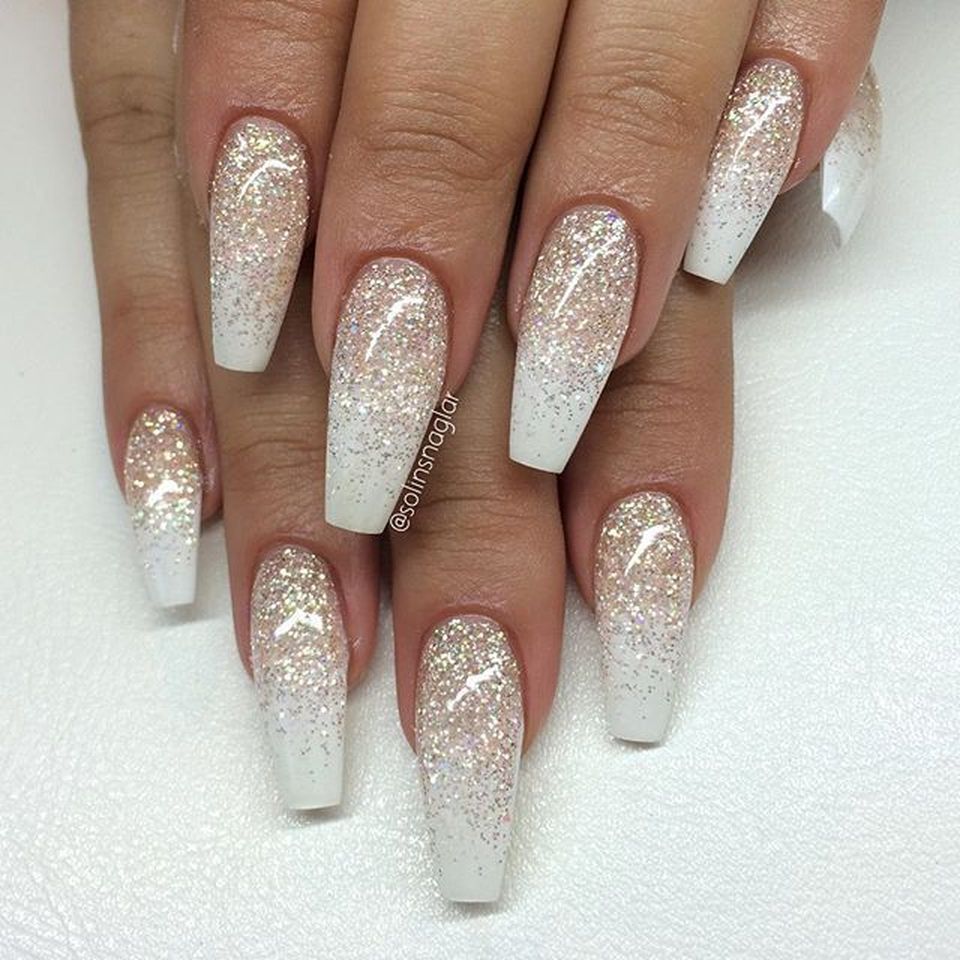 Sweet acrylic nails ideas for winter 10 - Fashion Best