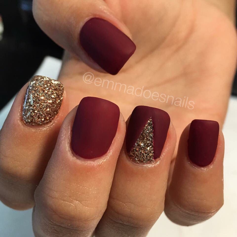 Sweet acrylic nails ideas for winter 50 - Fashion Best